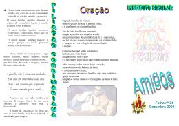 Folha de Amigos nº34