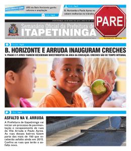 ITAPETININGA - Governo Municipal