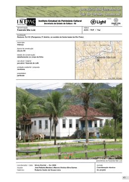 Fazenda São Luiz AIII– F19 – Val