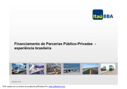 Presentación Banco itaú
