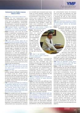 Entrevista com Pedro Ivanow (Banco ITAÚ)