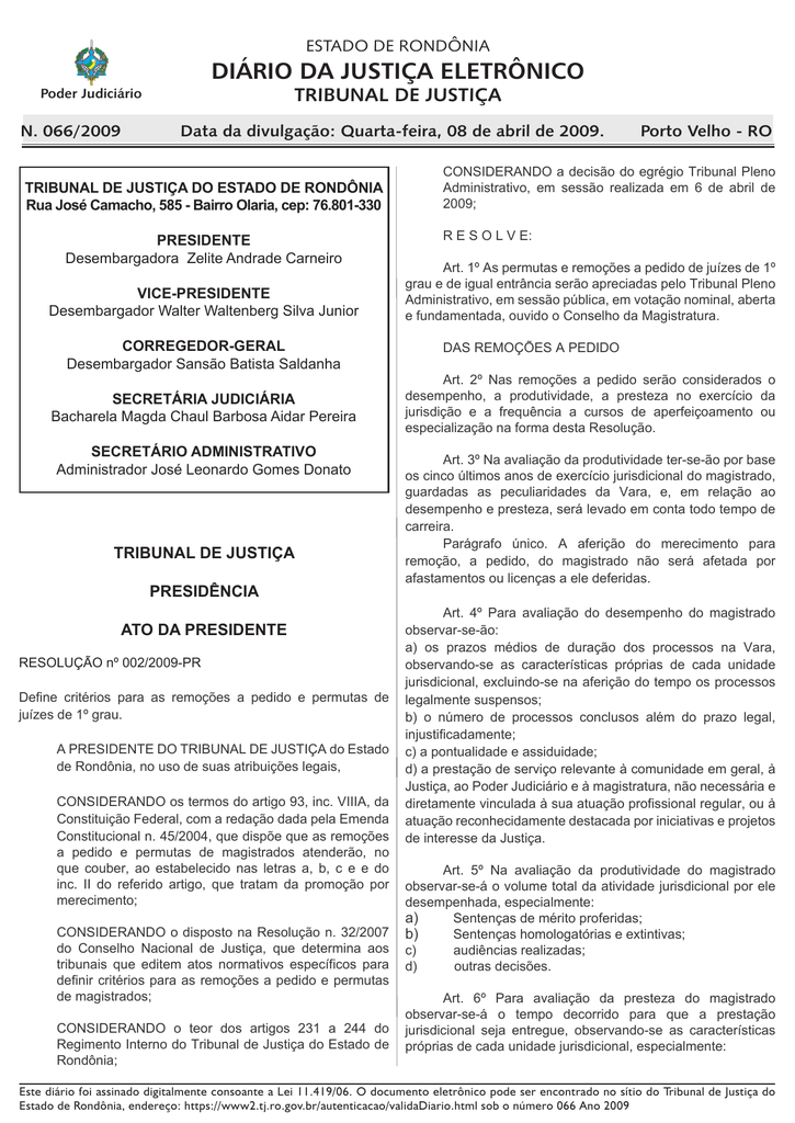 57d9c4c7c8484c 08 - Tribunal de Justiça de Rondônia