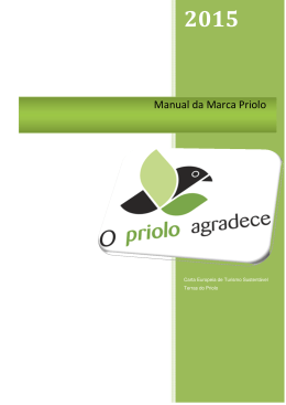 Manual da Marca Priolo