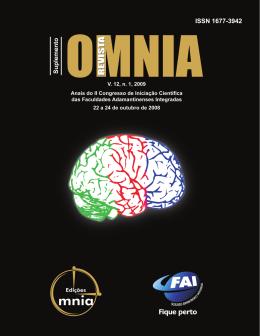 Revista OMNIA - Suplemento