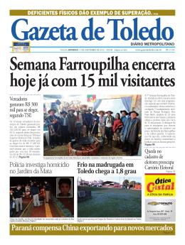 Gazeta de Toledo - 16