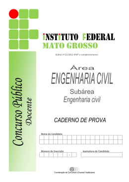 ENGENHARIA CIVIL/Engenharia Civil