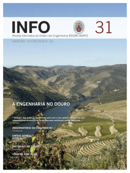 info 31 - Ordem dos Engenheiros Região Norte