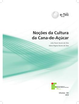 Noções da Cultura da Cana-de-Açúcar