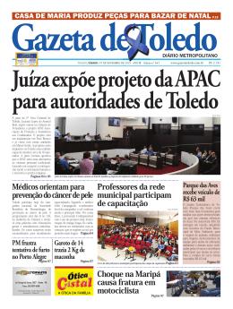 Gazeta de Toledo - 12