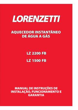 LZ 2200FB - Lorenzetti