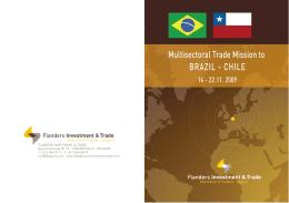zending brochure brazilie DEF 2009