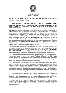 64ª Hasta Pública Unificada - edital - 24