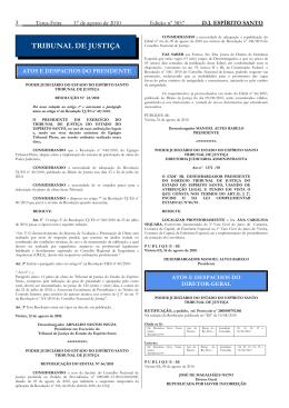 Word Pro - 17082010.lwp - Tribunal de Justiça do Espírito Santo