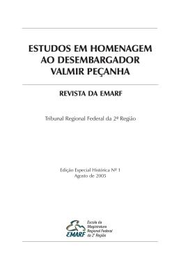 revista historica 00.PMD - Tribunal Regional Federal da 2ª Região