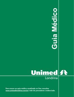 médicos • região - Unimed Londrina