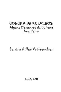 COLCHA DE RETALHOS: