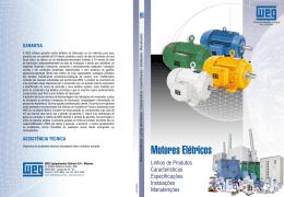 Motores Elétricos - Laboratório de Eletrônica de Potência