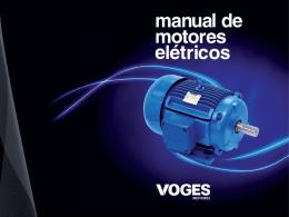 Manual de Motores Elétricos