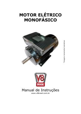 Manual Motor eletrico