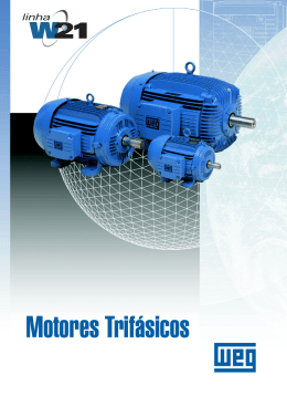 Cat 001 - Motor trifasico W21