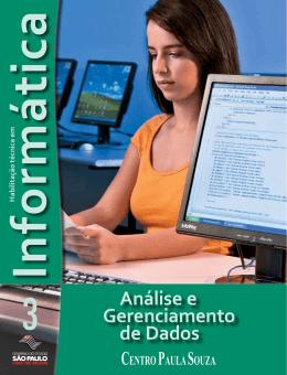 Informática: análise e gerenciamento de dados