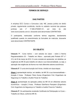 www.econcursando.com.br – Professor Flávio Nunes