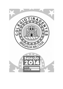 2013 - CTBM - Brigada Militar