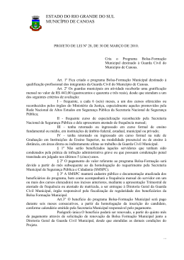 projeto de lei nº 28/10