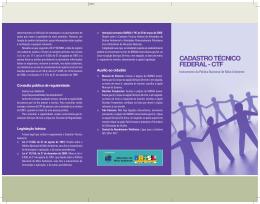 Folder_Cadastro Técnico Federal_novo1.indd