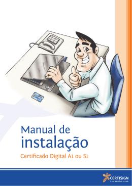 Manual de instalação A1 - MINC