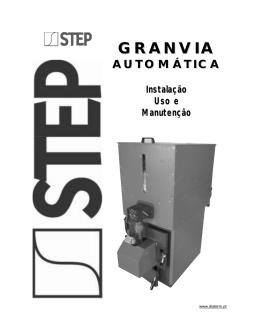 Manual Técnico - GRANOLA AUTOMÁTICA _Português 1