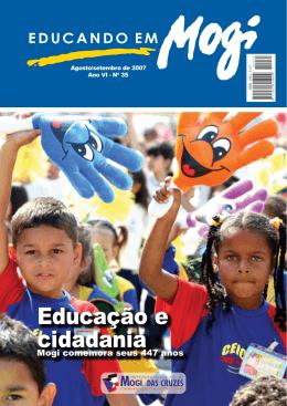 Educação e cidadania