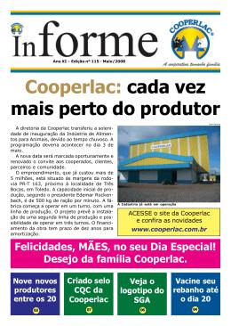 Informe Primato 05/2008