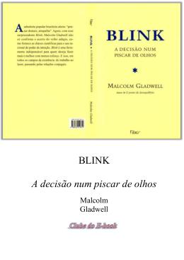 Blink - Mark Comunicação & Marketing