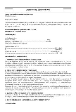 Bula CLORETO DE SODIO - 228PV06