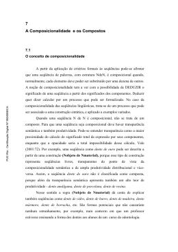 7 A Composicionalidade e os Compostos - Maxwell - PUC-Rio