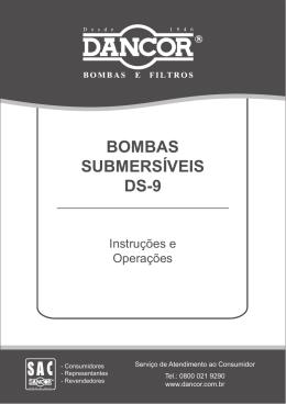 Manual de Utilização e Instalação Série DS-4