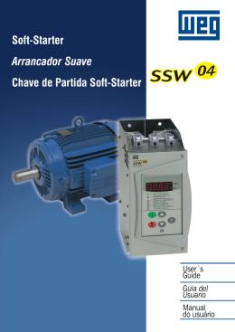 Soft-Starter Arrancador Suave Chave de Partida Soft-Starter