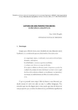 Untitled - Instituto de Letras e Lingüística