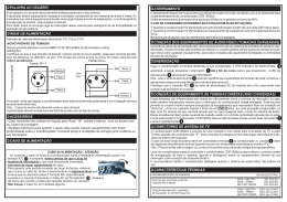 manual cdr 1500ex 105470 R4 correção led