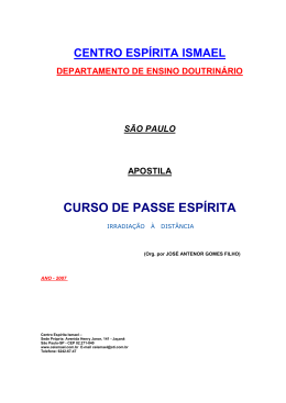 Curso Passe (CEI)