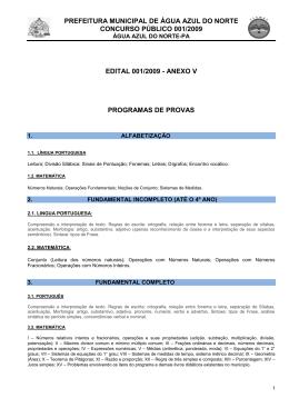 PREFEITURA MUNICIPAL DE ULIANÓPOLIS