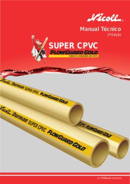 Manual Tecnico CPVC