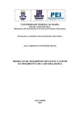 Dissertação - Final - RI UFBA