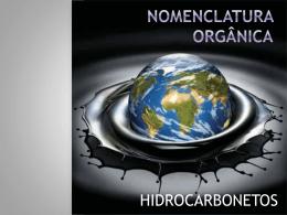 Resumo hidrocarbonetos e cadeias