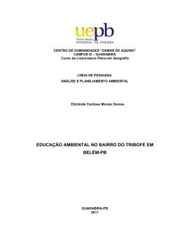 Edicleide Cardoso Morais Gomes parte 1