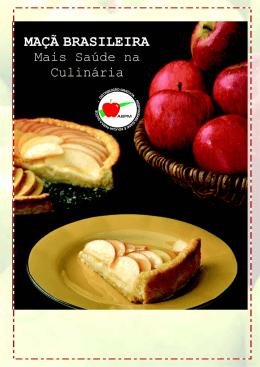 Maçã Brasileira - Mais Saúde na Culinária