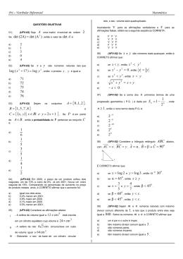 exercicios de matemática todos.