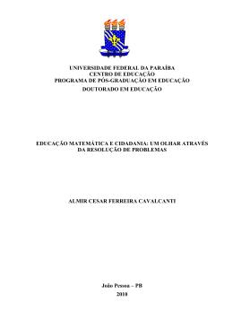 TESE de ALMIR CESAR FERREIRA CAVALCANTI - TURMA