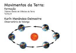 Movimentos da Terra: